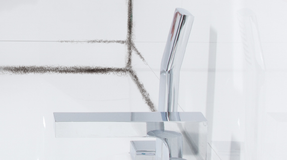 how to remove mould bathroom