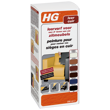 HG leather dye for furniture black