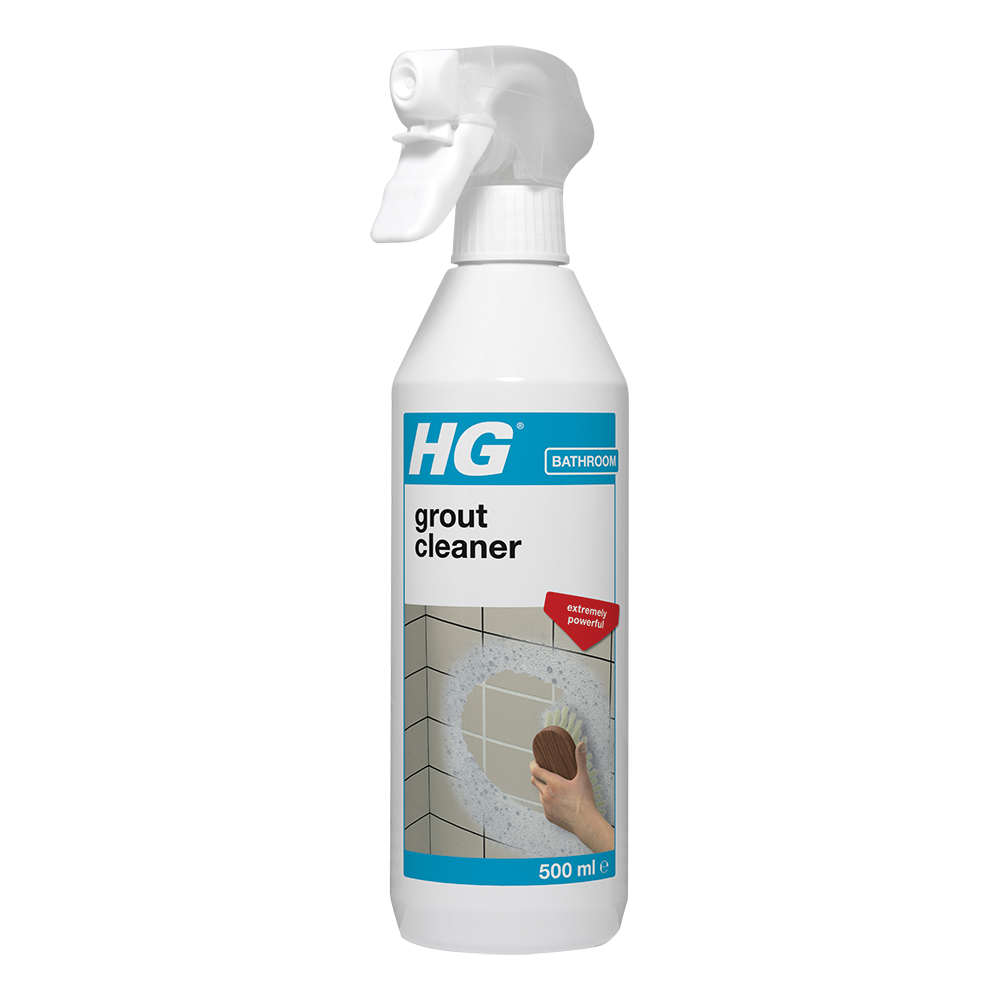 HG grout cleaner ready-to-use