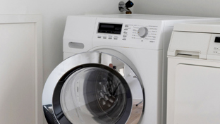 How to descale the washing machine