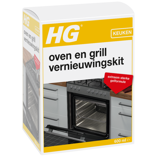 HG oven & grill kit