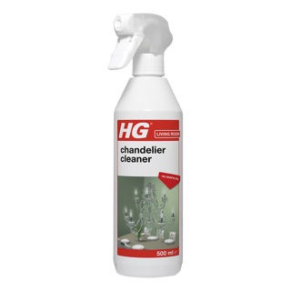HG chandelier spray cleaner