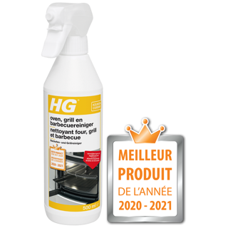 HG nettoyant four, grill & barbecue