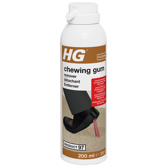 HG chewing gum remover product 97