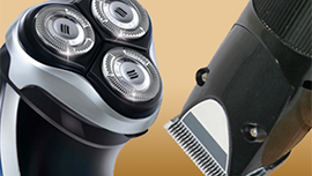 Shavers, clippers, etc.