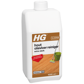 HG oiled floor intensive cleaner