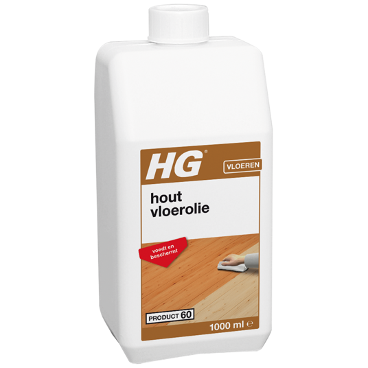 HG vloerolie naturel (HG product 60)
