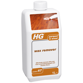 HG wax remover