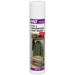 HG water, oil, grease & dirt repellent for textiles