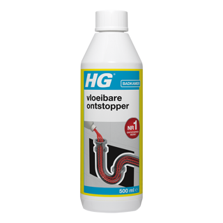 HG liquid drain unblocker (500 ml)