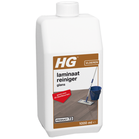 HG laminate gloss cleaner