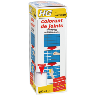 HG colorant de joints - blanc