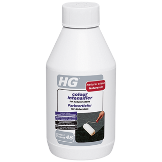 HG colour intensifier for natural stone types