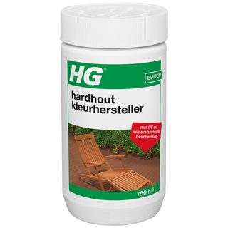 HG teak and other hardwood restorer