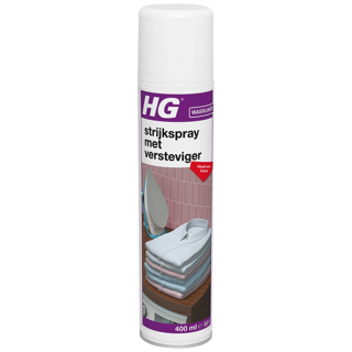 HG ironing spray strengthener