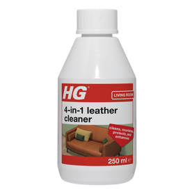 HG 4 in 1 for leather