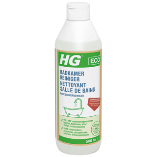 HG ECO bathroom cleaner