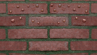 How to seal a brick wall