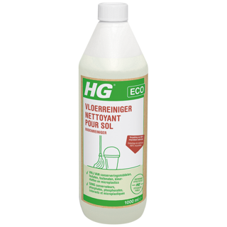 HG ECO floor cleaner
