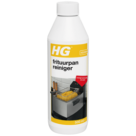 HG deep-fat fryer cleaner