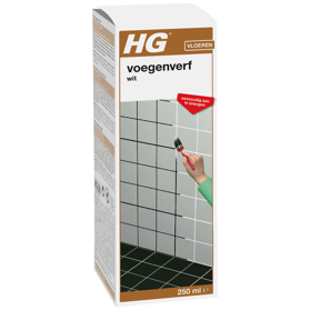 HG grout colour white