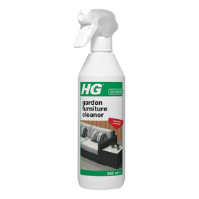 HG powerful garden furniture cleaner