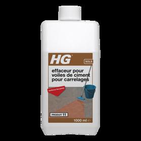 Nettoyer et protéger vos carrelages? Découvrez ici les produits HG pour carrelages!