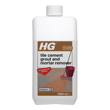 HG cement, mortar & efflorescence remover