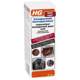 HG transparent leather repairer