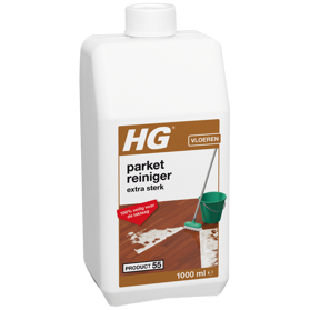 HG parquet power cleaner