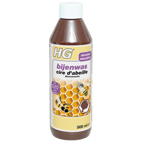 HG cire d'abeille marron