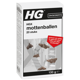 HGX mothballs