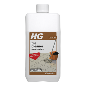 HG shine restoring tile cleaner