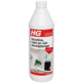 HG professional nicotine, soot and grease remover