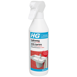 HG spray moussant anti-tartre 3x plus fort