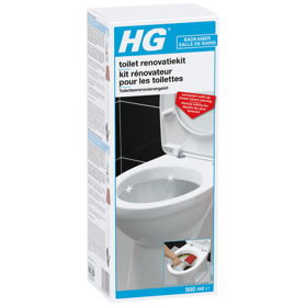 HG toilet renovatie kit