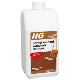 HG waxed floor cleaner