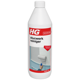 HG decorative plaster cleaner