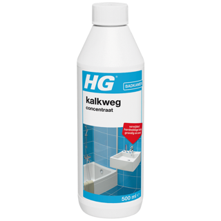 HG professional limescale remover