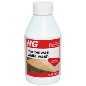 HG liquid white wash furniture wax