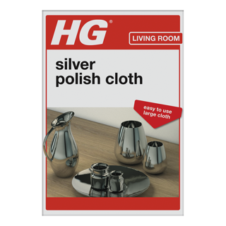 HG silver shine cloth