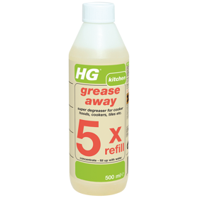 HG grease away refill