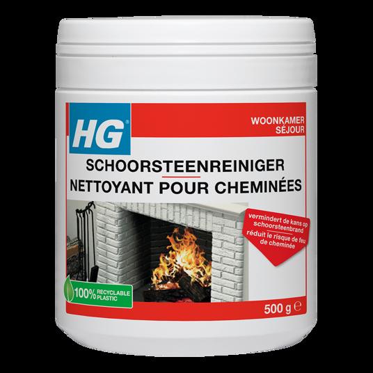 HG poudre de ramonage | idéale pour le nettoyage de la ...