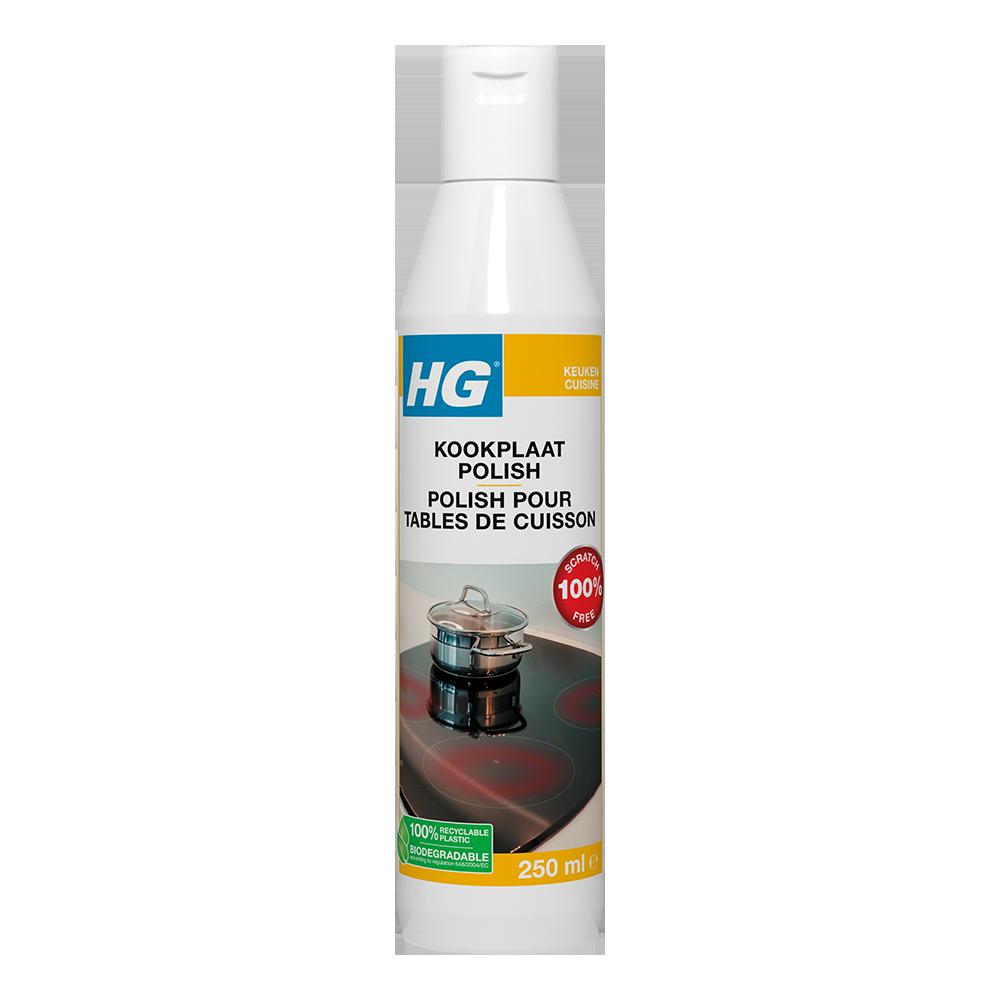 Produit Pour Nettoyer Vitroceramique hg nettoyant usage intensif pour table de cuisson | pour