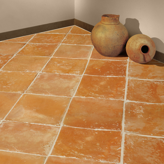 Protect the beauty of your terracotta floor