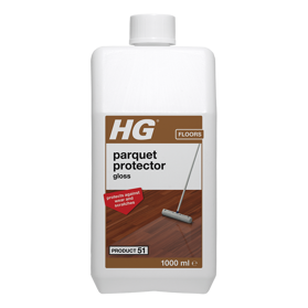 HG parquet gloss finish protective coating