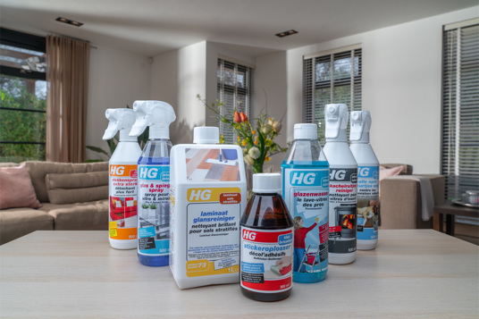 Products for maintenance and cleaning