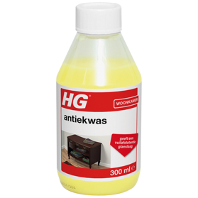 HG liquid antique wax yellow