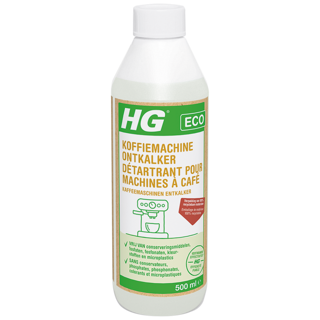 HG ECO citric acid descaler