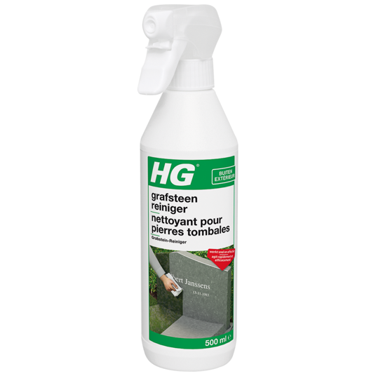 HG nettoyant pour pierres tombales